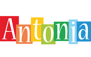 Antonia colors logo