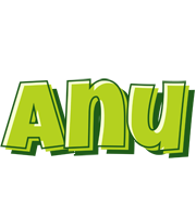 Anu summer logo
