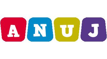 Anuj kiddo logo