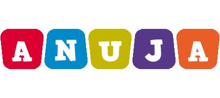Anuja kiddo logo