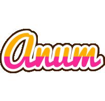 Anum smoothie logo