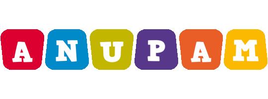 Anupam kiddo logo
