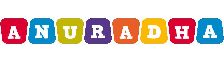 Anuradha kiddo logo