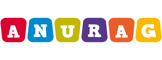 Anurag kiddo logo
