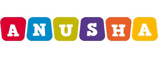 Anusha kiddo logo