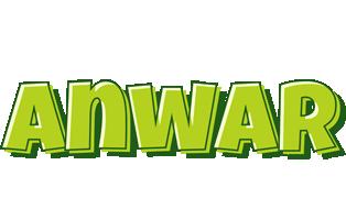 Anwar summer logo