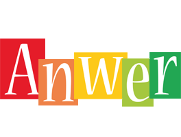 Anwer colors logo