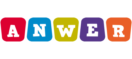 Anwer kiddo logo