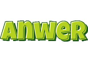 Anwer summer logo