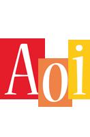 Aoi colors logo