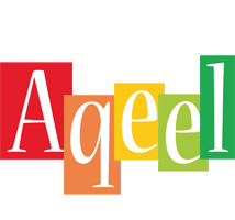 Aqeel colors logo