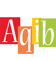 Aqib colors logo