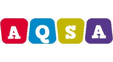Aqsa kiddo logo