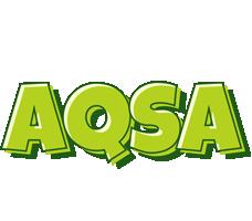 Aqsa summer logo