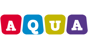 Aqua kiddo logo