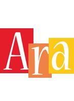 Ara colors logo