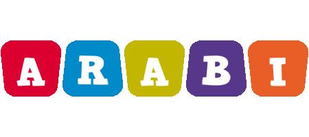 Arabi kiddo logo