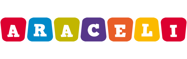 Araceli kiddo logo