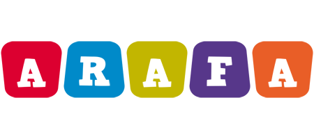 Arafa kiddo logo