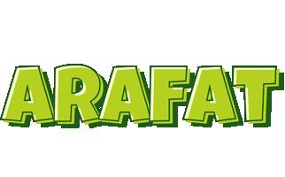 Arafat summer logo