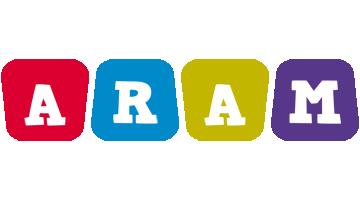 Aram kiddo logo