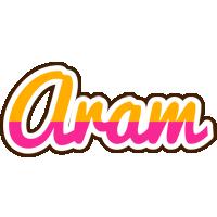 Aram smoothie logo
