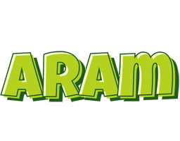 Aram summer logo
