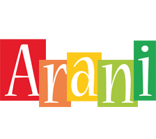 Arani colors logo