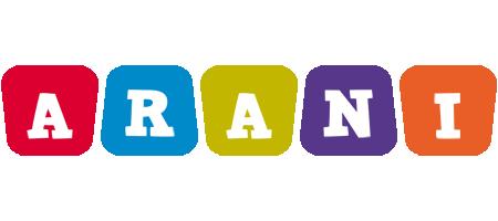 Arani kiddo logo