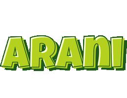 Arani summer logo