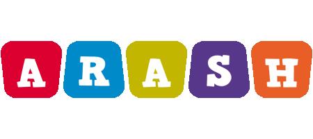 Arash kiddo logo