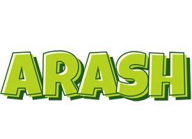 Arash summer logo