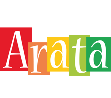 Arata colors logo