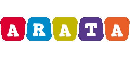 Arata kiddo logo