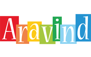 Aravind colors logo