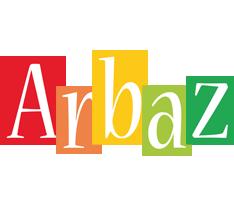 Arbaz colors logo