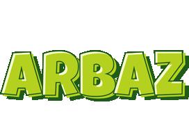 Arbaz summer logo