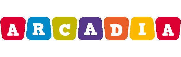 Arcadia kiddo logo