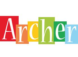 Archer colors logo
