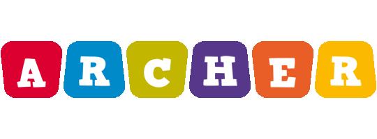 Archer kiddo logo