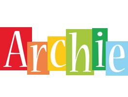 Archie colors logo