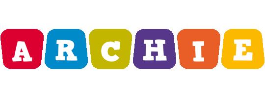 Archie kiddo logo