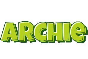 Archie summer logo