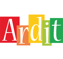 Ardit colors logo