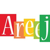 Areej colors logo