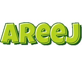Areej summer logo