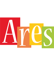 Ares colors logo