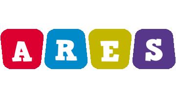Ares kiddo logo