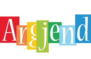 Argjend colors logo
