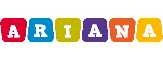 Ariana kiddo logo